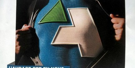 Alès : une campagne de pub avec des super-héros | blog-territorial & communication publique | Scoop.it