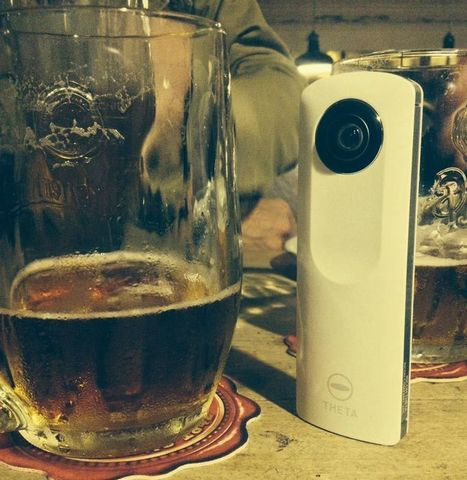 Theta 360 Review | Photography Lover | Scoop.it