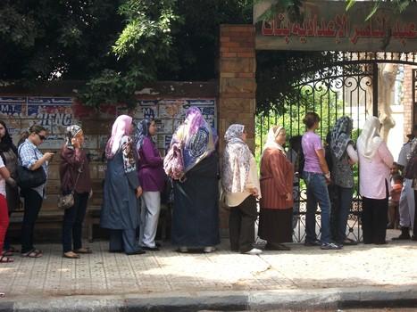 Egypte : les femmes mieux organisées deux ans après la Révolution | Égypt-actus | Scoop.it