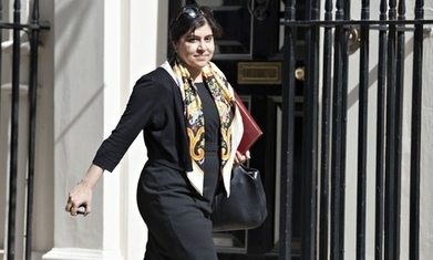 Lady Warsi resigns over government stance on Gaza | Welfare, Disability, Politics and People's Right's | Scoop.it
