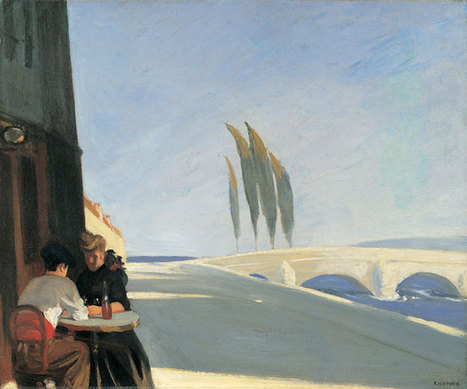 Modern Life : Edward Hopper and His Time | Whitney Museum of US Art | Looks -Pictures, Images, Visual Languages | Scoop.it