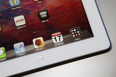 Apple iPad to dominate tablet market through 2016 | Cultura de massa no Século XXI (Mass Culture in the XXI Century) | Scoop.it