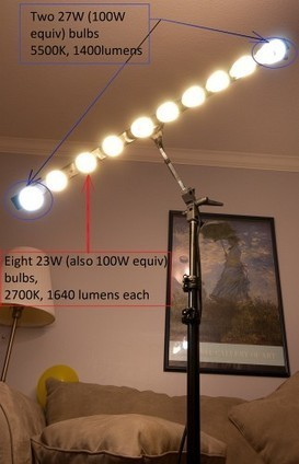 How To Build A Sweet And Simple CFL Strip Light | Photography Gear News | Scoop.it
