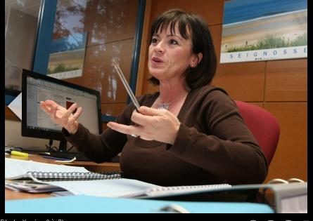 « J'aime me lancer dans de nouveaux projets » - Joëlle Garat, Directrice de l'OT de Seignosse | Actu Réseau MOPA | Scoop.it