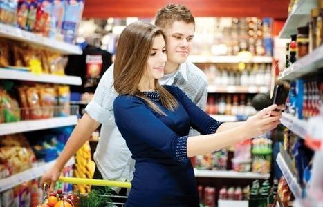 90% des acheteurs en magasin consultent leurs smartphones pendant leur course - #Arobasenet.com | Web-design et nouvelles technos | Scoop.it