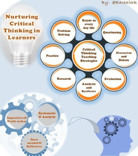 Learners as Critical Thinkers | 21st Century Literacy and Learning | Scoop.it