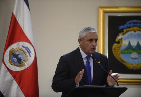 Guatemalan president waves off Biden's counsel to keep UN impunity commission   Retire Guatemala   Scoop.it