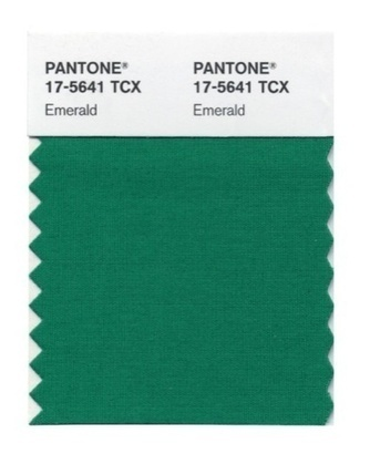 Emerald is the Pantone colour of the year | News | Design Week | Vibe - bringing life to brands | Scoop.it