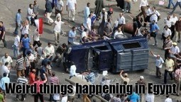 Weird Crisis In Egypt #STi | News From Stirring Trouble Internationally | Scoop.it