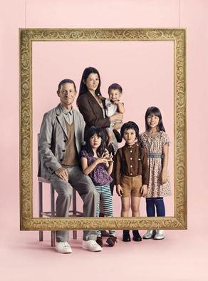 Portraits de famille pour Uniqlo | Brand & Content Experience | Scoop.it