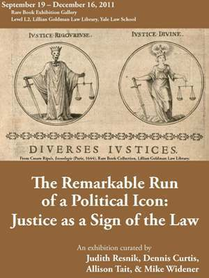 """Justice as a Sign of the Law"" exhibit goes online - Yale Law Library ... 