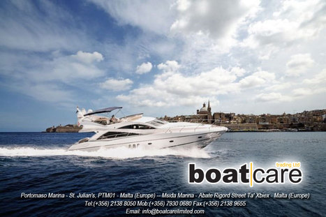 Buying or selling your boat in Malta | Boatcare | Boatcare - We take care of all your Yachting Needs! | Scoop.it