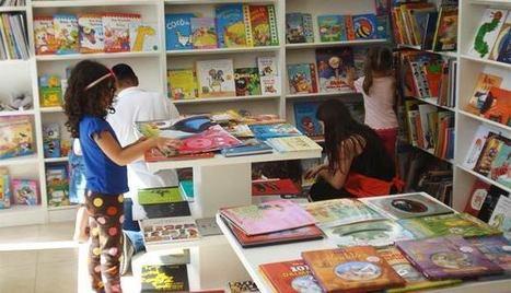 Livros para divertir os pequenos nas férias - BIZZ | Bibliotecas Escolares | Scoop.it
