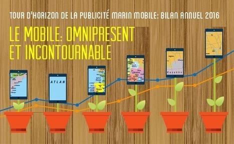 [Livre blanc] Tour d'horizon de la publicité mobile: Bilan annuel 2016 | morronijerome | Scoop.it
