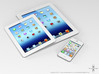 7-Inch iPad Coming This Fall, Barclays Says - Business Insider | iPad Apps for Business | Scoop.it