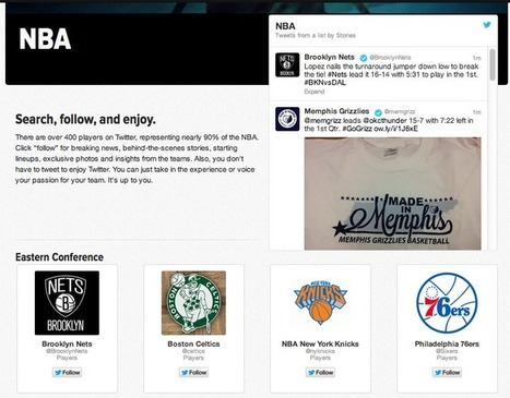 How To Follow #MarchMadness On Twitter - AllTwitter | Digital-News on Scoop.it today | Scoop.it