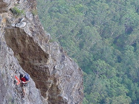 A Brief Guide to Rock Climbing in Australia - Share Your Experiences! | Adventure Travel destinations | Scoop.it