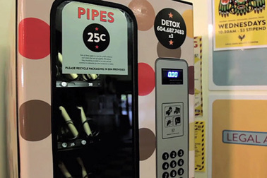 Why Does Vancouver Need a Crack Pipe Vending Machine? | Alcohol & other drug issues in the media | Scoop.it