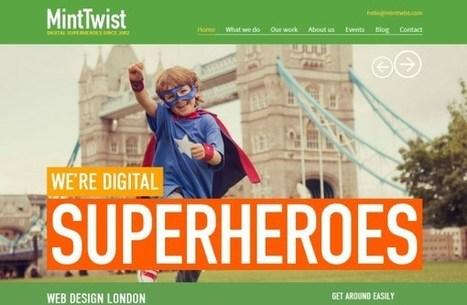 35 Portfolio Websites to Spark Your Inspiration | Vandelay Design Blog | timms brand design | Scoop.it