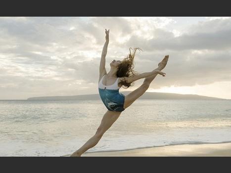 Ballerina Project : les plus belles images de danseuses dans des lieux insolites   1FORMANET - Mes plaisirs   Scoop.it