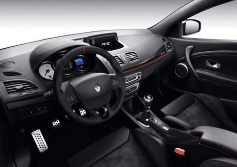 2015 Renault Megane RS 275 Trophy - Special Edition of The Standard Megane RS 265 | modifycar.org | Scoop.it