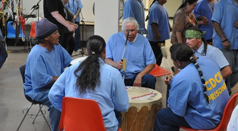 REPORT: Native Americans Account For Disproportionate Amount Of Prison Population | ojibwe indians | Scoop.it
