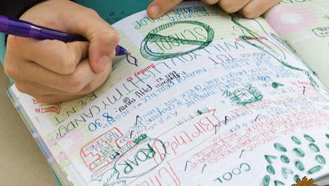 The higher purpose of doodling | Facilitation | Scoop.it