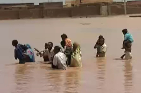 Campaign for Sudan flood victims moves online   Digital Protest   Scoop.it