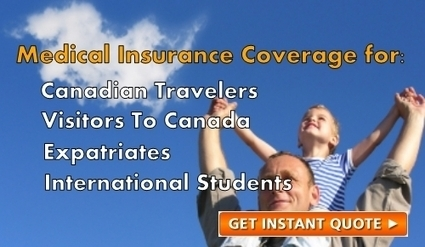 Travel Insurance Canada | Canadian Medical and Health Visitors insurance | travel insurance | Scoop.it