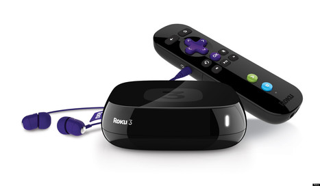 Why Roku Doesn't Want To Kill Cable   Will the Internet completely replace the traditional TV and movie industries?   Scoop.it