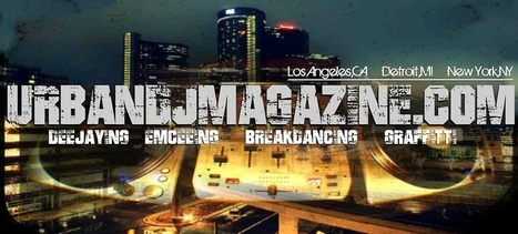 UrbanDJMagazine - Home | music news and information | Scoop.it