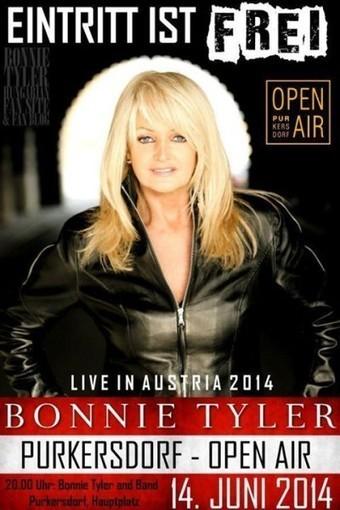 Bonnie Tyler - Open Air - Purkersdorf - AUSTRIA / AUTRICHE - 14/06/2014   Purkersdorfer   Scoop.it