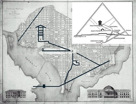 """The Great Pyramid of Washington D.C. - New Discovery 