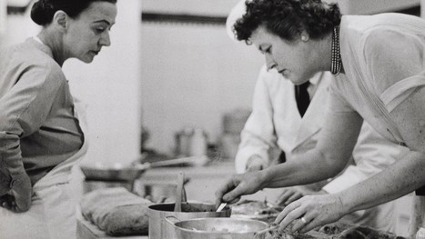 'Julia Child's first recipe was shark repellent? Seriously?' | News You Can Use - NO PINKSLIME | Scoop.it
