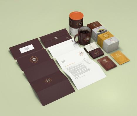 Inspirational Examples of Brand Presentation | Mémoire | Scoop.it