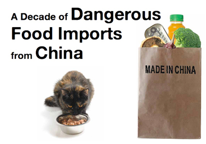 Food Imports from China Under Scrutiny for Fraud and Lack of Inspection   EcoWatch   Scoop.it