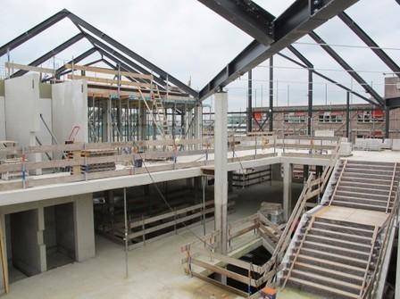 In Progress: Amsterdam University College / Mecanoo architecten | Idées d'Architecture | Scoop.it