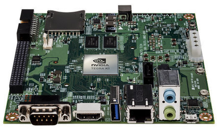 $192 Nvidia Jetson TK1 Development Board with Tegra K1 Quad Core Cortex A15 SoC | Embedded Software | Scoop.it