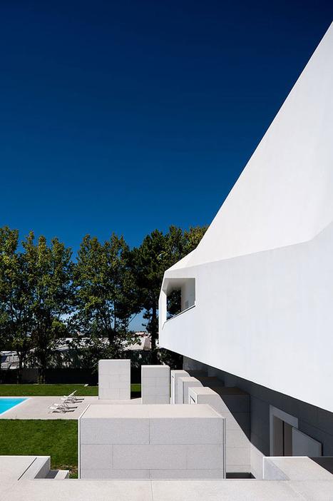 Fez House par Alvaro Leite Siza Vieira : la pureté en moins. | Architecture pour tous | Scoop.it