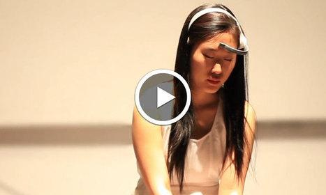 Une artiste sud-coréenne utilise les ondes de son cerveau pour créer d'incroyables remous dans l'eau | telekinesie | Scoop.it