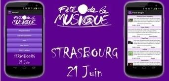 L'open data à Strasbourg : un premier pas pour la Fête de la musique, un appel à projets à la rentrée | Clic France | Scoop.it