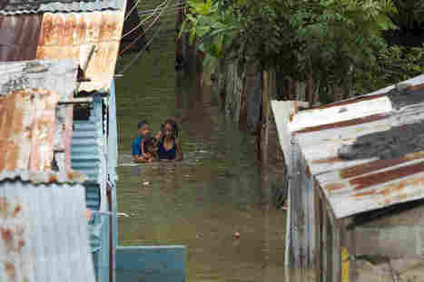 In Haiti, Slow Revelations About The Scale Of Hurricane Destruction | THE  SPOT | Scoop.it
