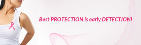 Can Breast Cancer Be Prevented? | Health Infographics | Scoop.it