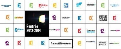 Rentrée 2013-2014 - Conférence de presse - France Televisions | Actu et veille médias | Scoop.it