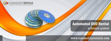 Automated Online DVD Rental Business: Automated DVD Rental Software, Life Was Never So Easy Earlier | Customized Rental Management Software | Scoop.it