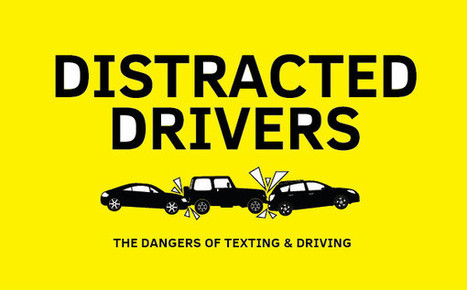 Distracted Drivers: The Dangers of Texting & Driving - Main - Katherman Briggs & Greenberg | Which Jobs Lead to Substance Abuse? | Scoop.it