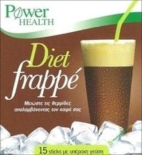 POWER HEALTH Diet Frappe 15sticks | Υγεία και Διατροφή | Scoop.it