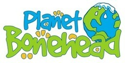 Planet Bonehead | Animated and Music Videos Focusing on Environmental and Wildlife Issues | Education Matters - (tech and non-tech) | Scoop.it