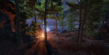 """Obduction"" verlegt das Spielprinzip von ""Myst"" in den Weltraum 