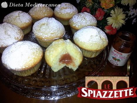 Muffin con Mela Rosa dei Monti Sibillini | Le Marche un'altra Italia | Scoop.it